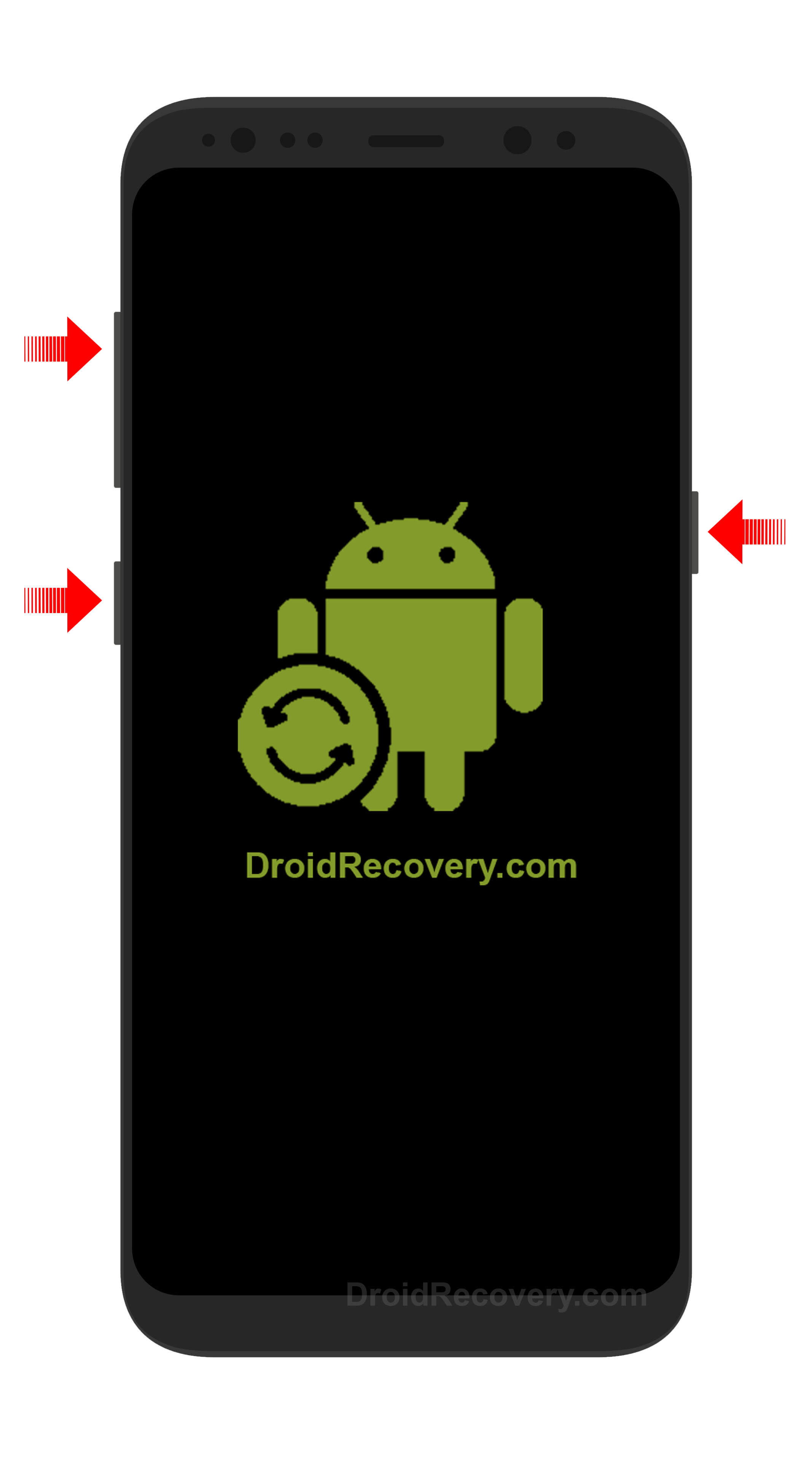 Samsung Galaxy A8 Star 2 Recovery Mode and Fastboot Mode