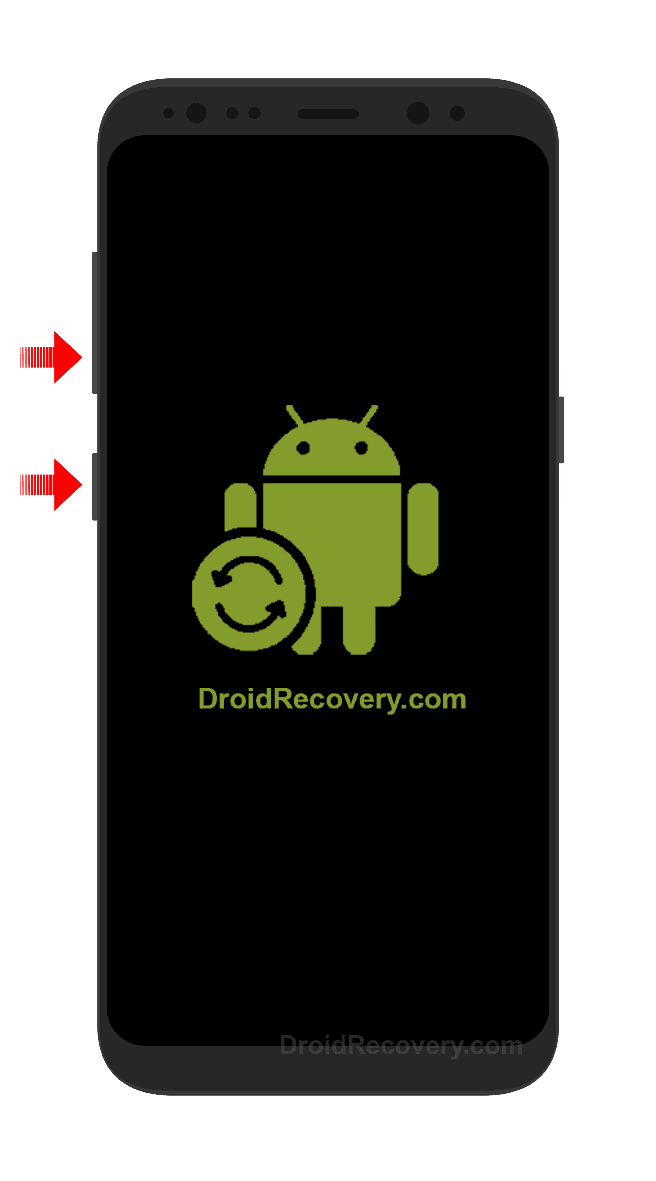 Samsung Galaxy S10 5G SD855 Recovery Mode and Fastboot Mode