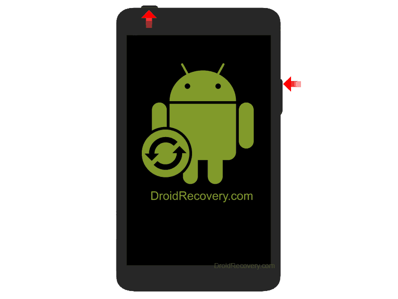 Acer Iconia Tab B1-720 Recovery Mode and Fastboot Mode