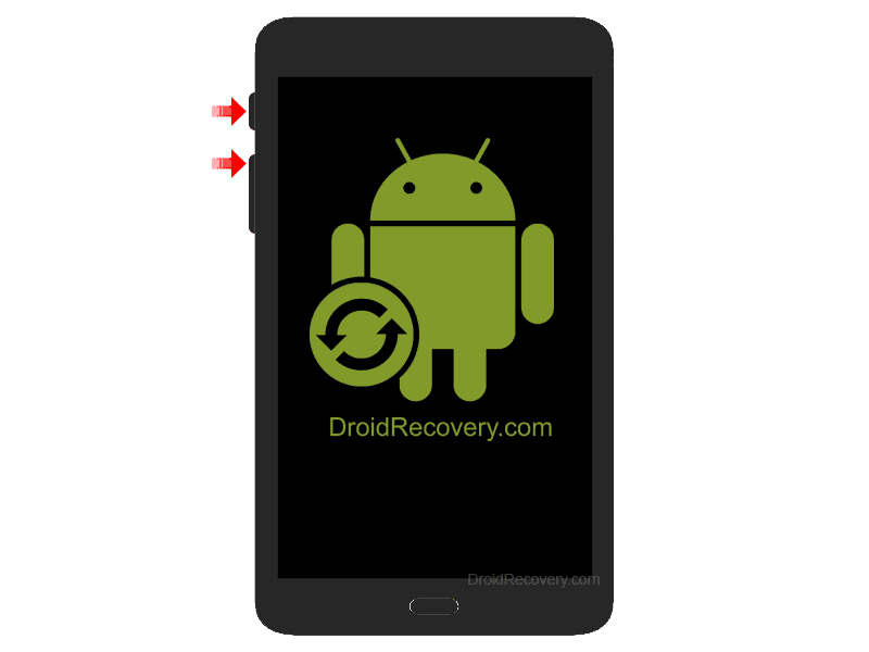 Ampe A86 Recovery Mode and Fastboot Mode