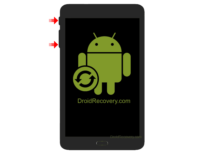 Teclast P76s Recovery Mode and Fastboot Mode