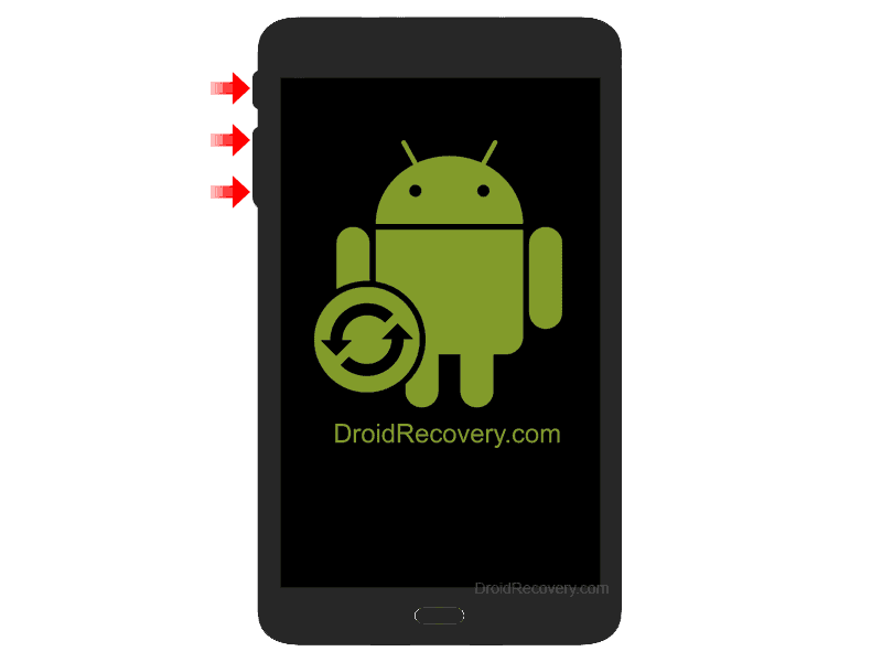 Wintouch Q91 Recovery Mode and Fastboot Mode
