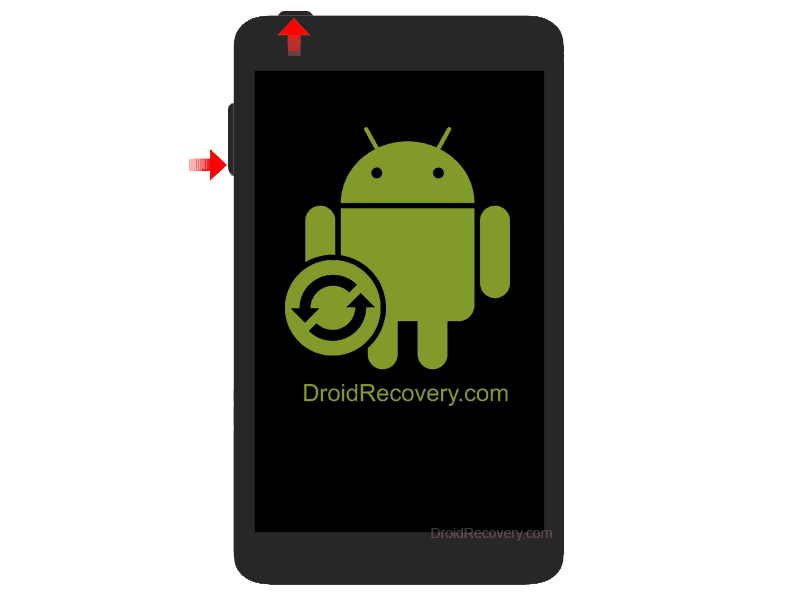 Armix Pad-900 Recovery Mode and Fastboot Mode
