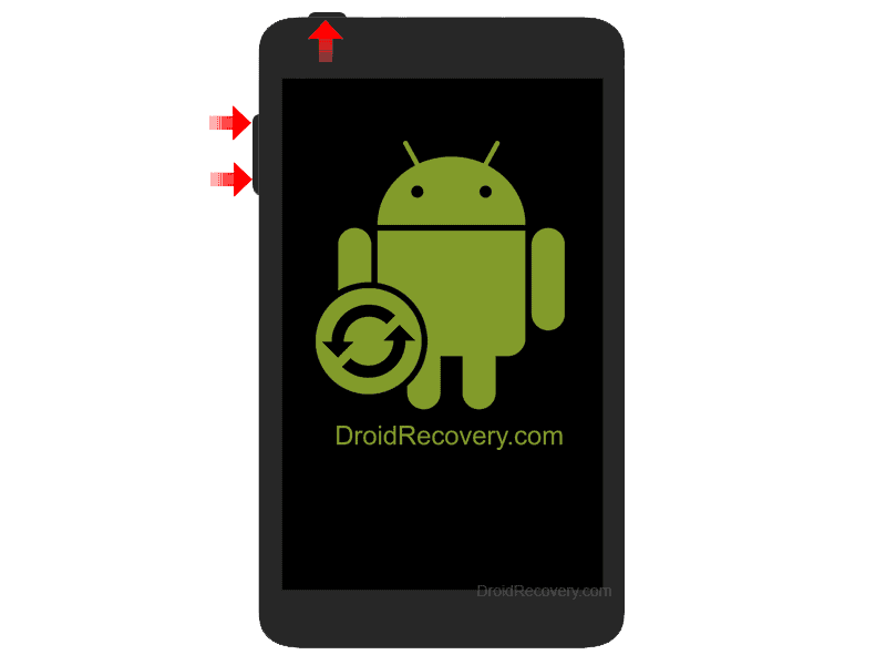 Zenithink ZTPAD C91 Recovery Mode and Fastboot Mode