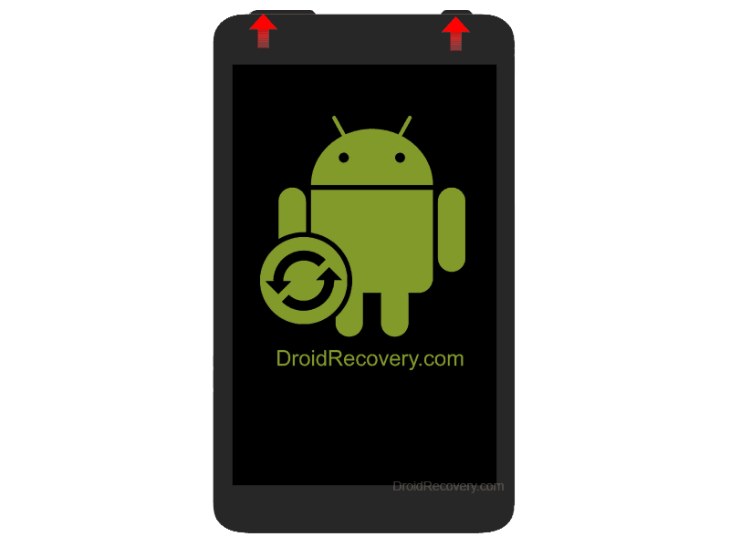 Amazon Fire HD 10 2017 Recovery Mode and Fastboot Mode