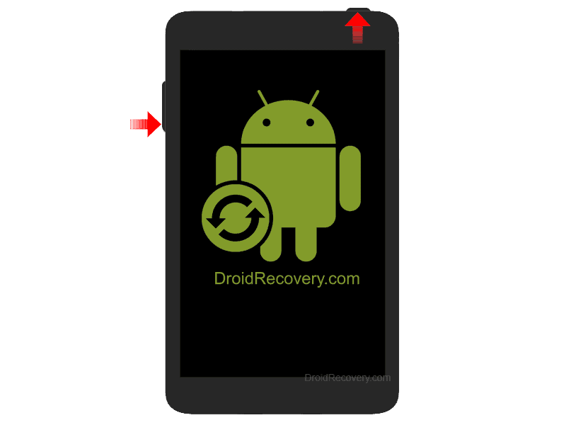 Dell Venue 8 Recovery Mode and Fastboot Mode