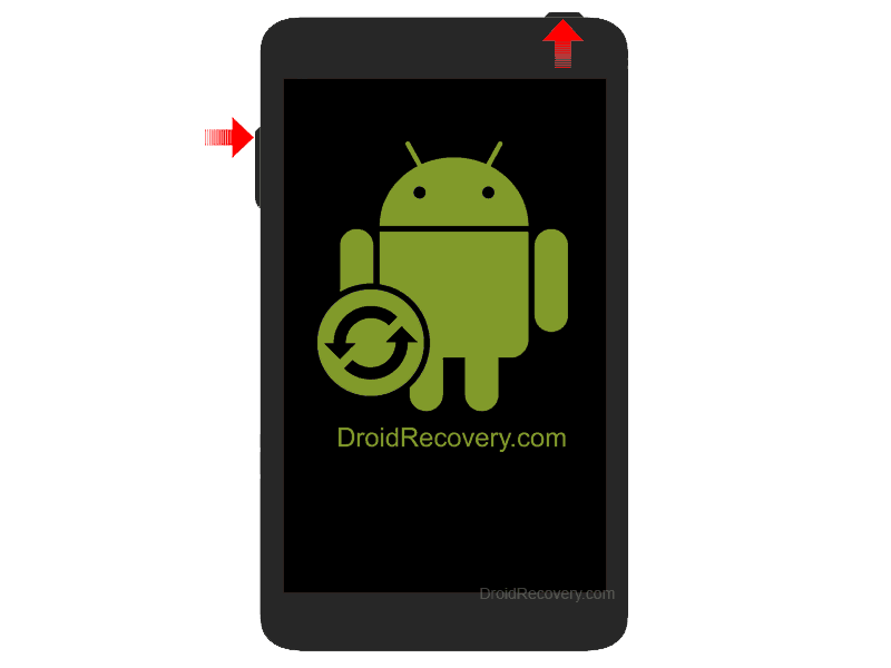 Amazon Fire HD 7 Recovery Mode and Fastboot Mode