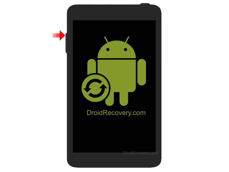 Zenithink ZTPAD C93 Recovery Mode and Fastboot Mode