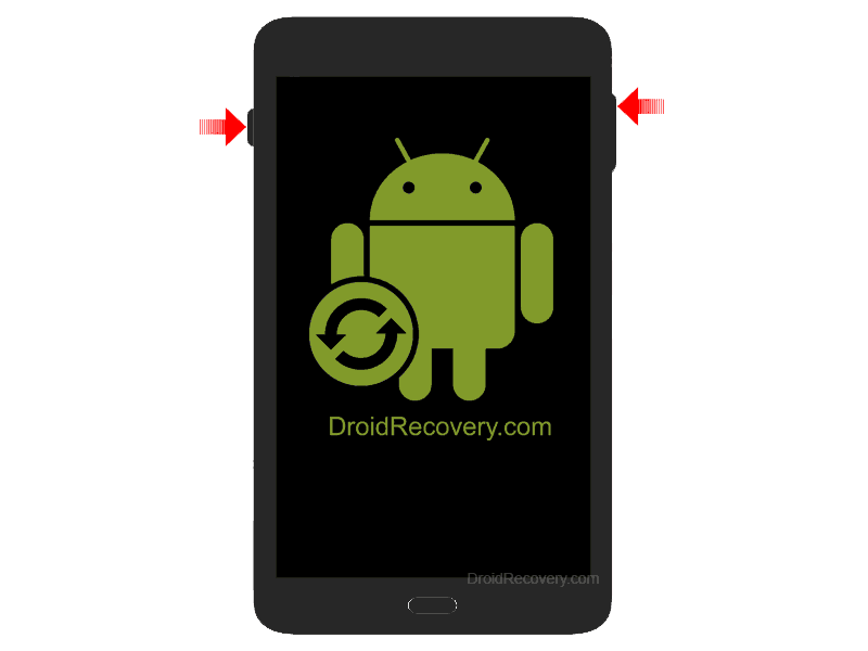 Ekoore Lucid 2 7 Recovery Mode and Fastboot Mode