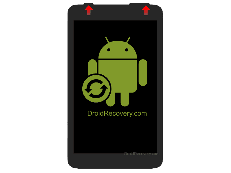 Modecom FreeTab 1003 Recovery Mode and Fastboot Mode