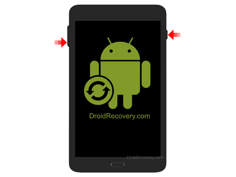 Teclast P75A Recovery Mode and Fastboot Mode