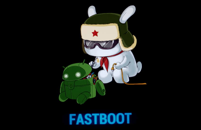 Xiaomi Mi Pad 4 Recovery Mode and Fastboot Mode