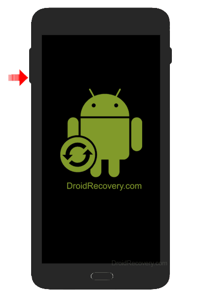 ZTE Warp Sync Recovery Mode and Fastboot Mode