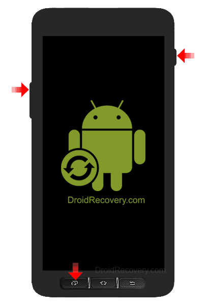 ZTE KPN Smart 200 Recovery Mode and Fastboot Mode