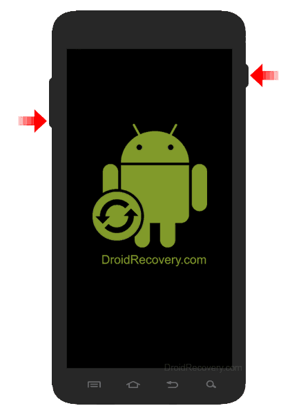 ZTE Anthem 4G Recovery Mode and Fastboot Mode