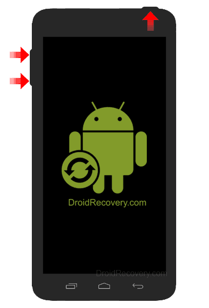 BLU Neo 3.5 Recovery Mode and Fastboot Mode