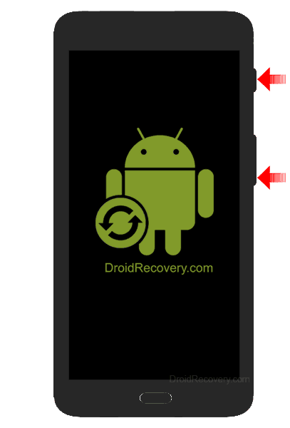 Kimfly Z4 Recovery Mode and Fastboot Mode