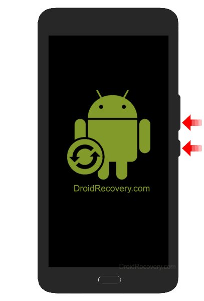 Evercoss Winner T Selfie Recovery Mode and Fastboot Mode