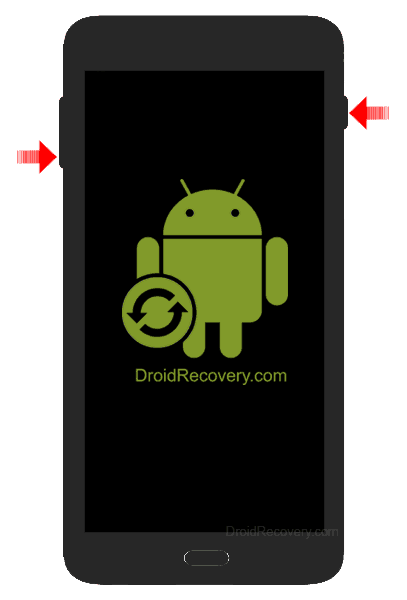 Realme Narzo 10 Recovery Mode and Fastboot Mode