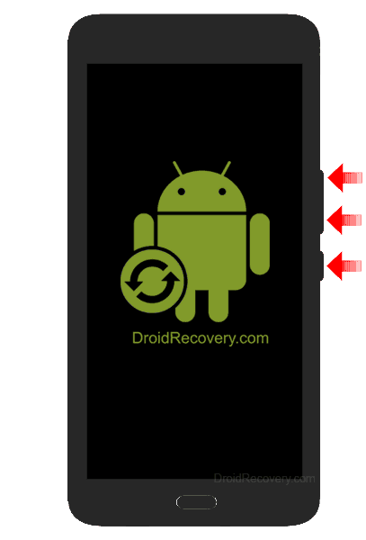 ZTE Blade Vec 3G Recovery Mode and Fastboot Mode