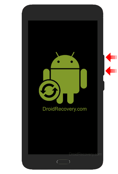 Huawei Mate RS Porsche Design Recovery Mode and Fastboot Mode
