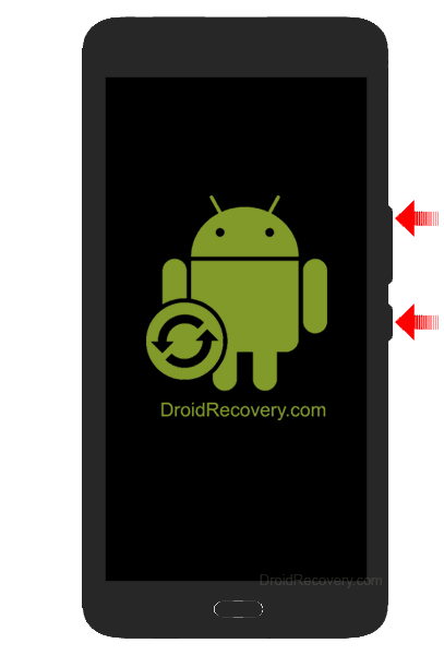 QMobile King Kong Max Recovery Mode and Fastboot Mode