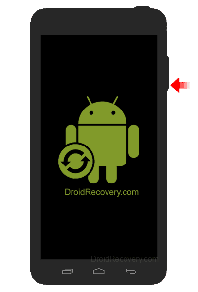 Alcatel OT-986 Recovery Mode and Fastboot Mode