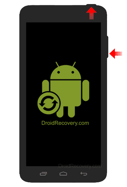 ZTE Z990 Avail Roamer Recovery Mode and Fastboot Mode