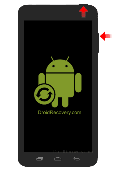 Lenovo A800 Recovery Mode and Fastboot Mode