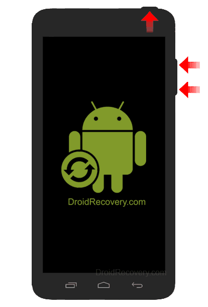 Motorola XT711 Recovery Mode and Fastboot Mode