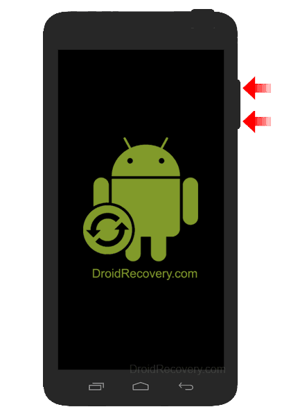 Alcatel 6040E Idol X Recovery Mode and Fastboot Mode