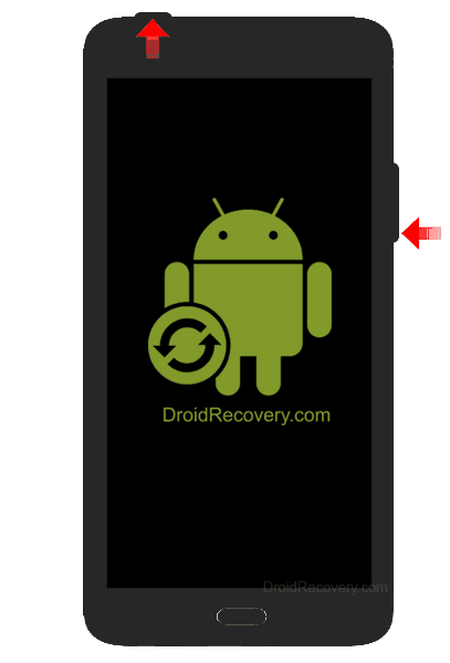 Acer Liquid Z4 Recovery Mode and Fastboot Mode