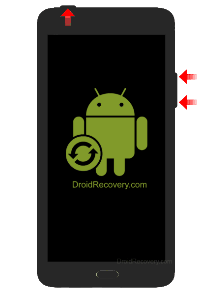 ZTE Grand S Recovery Mode and Fastboot Mode