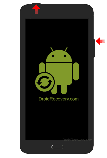 Alcatel OneTouch Evolve 2 4037T Recovery Mode and Fastboot Mode
