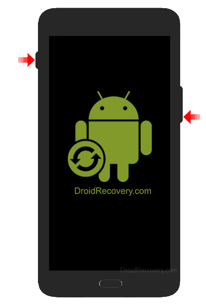 Oppo R815T Recovery Mode and Fastboot Mode
