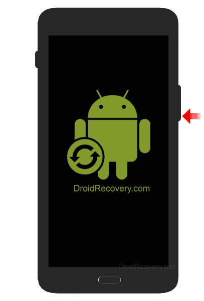 Alcatel OT-927D Recovery Mode and Fastboot Mode