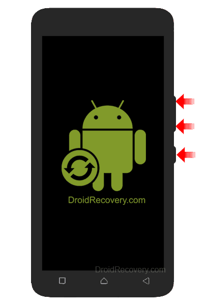 Motorola Moto G LTE XT1039 Recovery Mode and Fastboot Mode