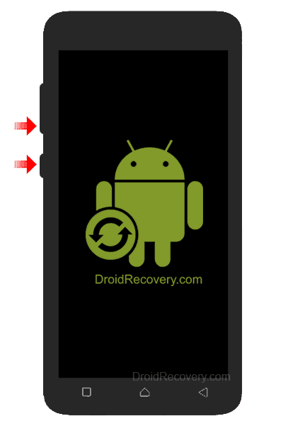 Ziox Astra Nxt Plus Recovery Mode and Fastboot Mode