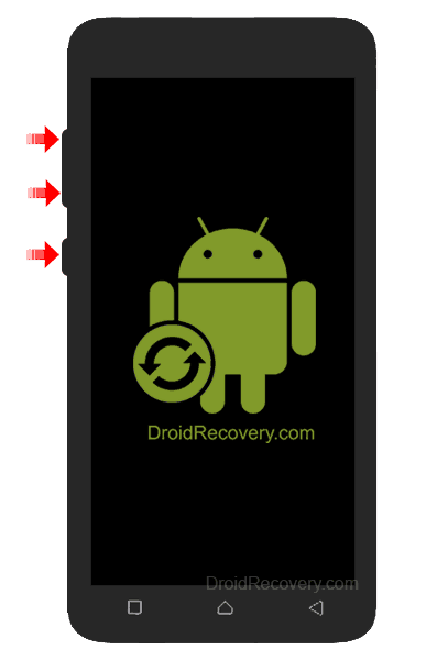 MyPhone Mini Recovery Mode and Fastboot Mode