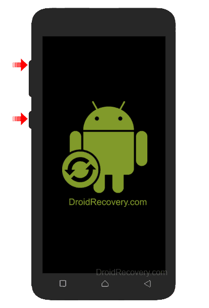 Texet X-omega TM-5011 Recovery Mode and Fastboot Mode