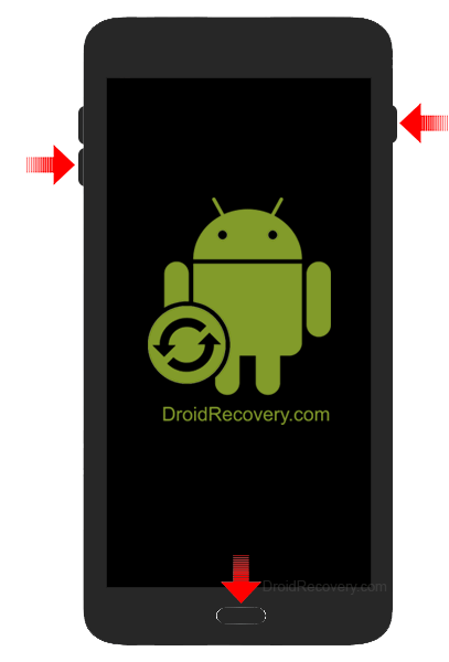 Samsung Galaxy S7 Edge Recovery Mode and Fastboot Mode