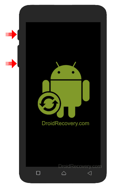 Xtouch X2 Mini Recovery Mode and Fastboot Mode