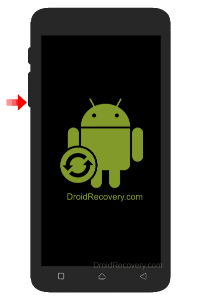 Alcatel X1 7053D Recovery Mode and Fastboot Mode