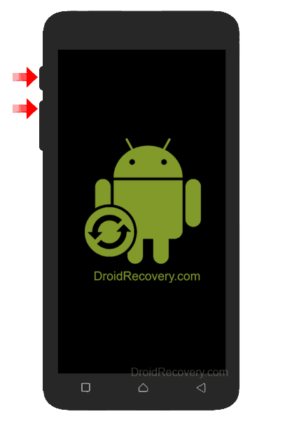 InFocus M808 Recovery Mode and Fastboot Mode