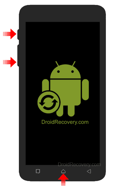 Advan S3D Recovery Mode and Fastboot Mode