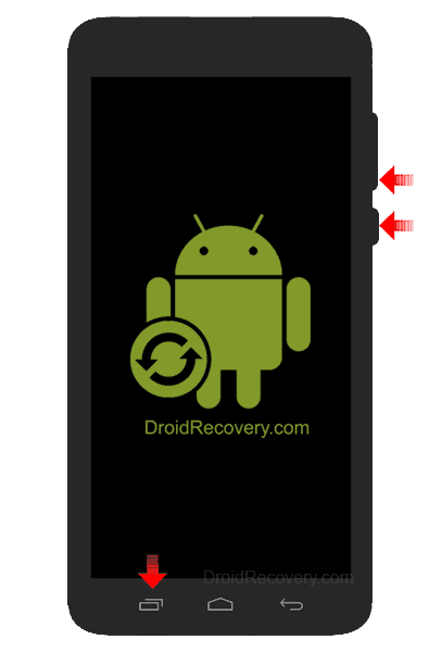 Vivo X5 Max V Recovery Mode and Fastboot Mode