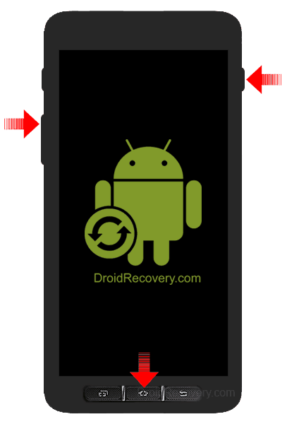 Samsung Galaxy Xcover 3 VE G389F Recovery Mode and Fastboot Mode