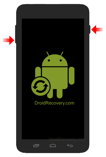 Highscreen Omega Prime Mini SE Recovery Mode and Fastboot Mode