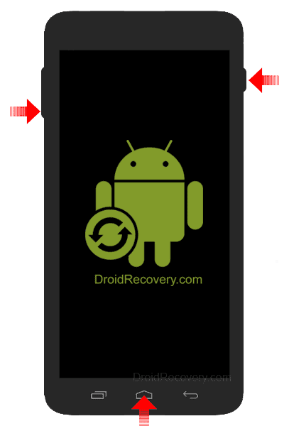 Jiake N7100 Recovery Mode and Fastboot Mode