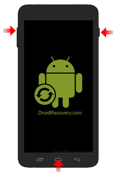 Micromax A37B Recovery Mode and Fastboot Mode